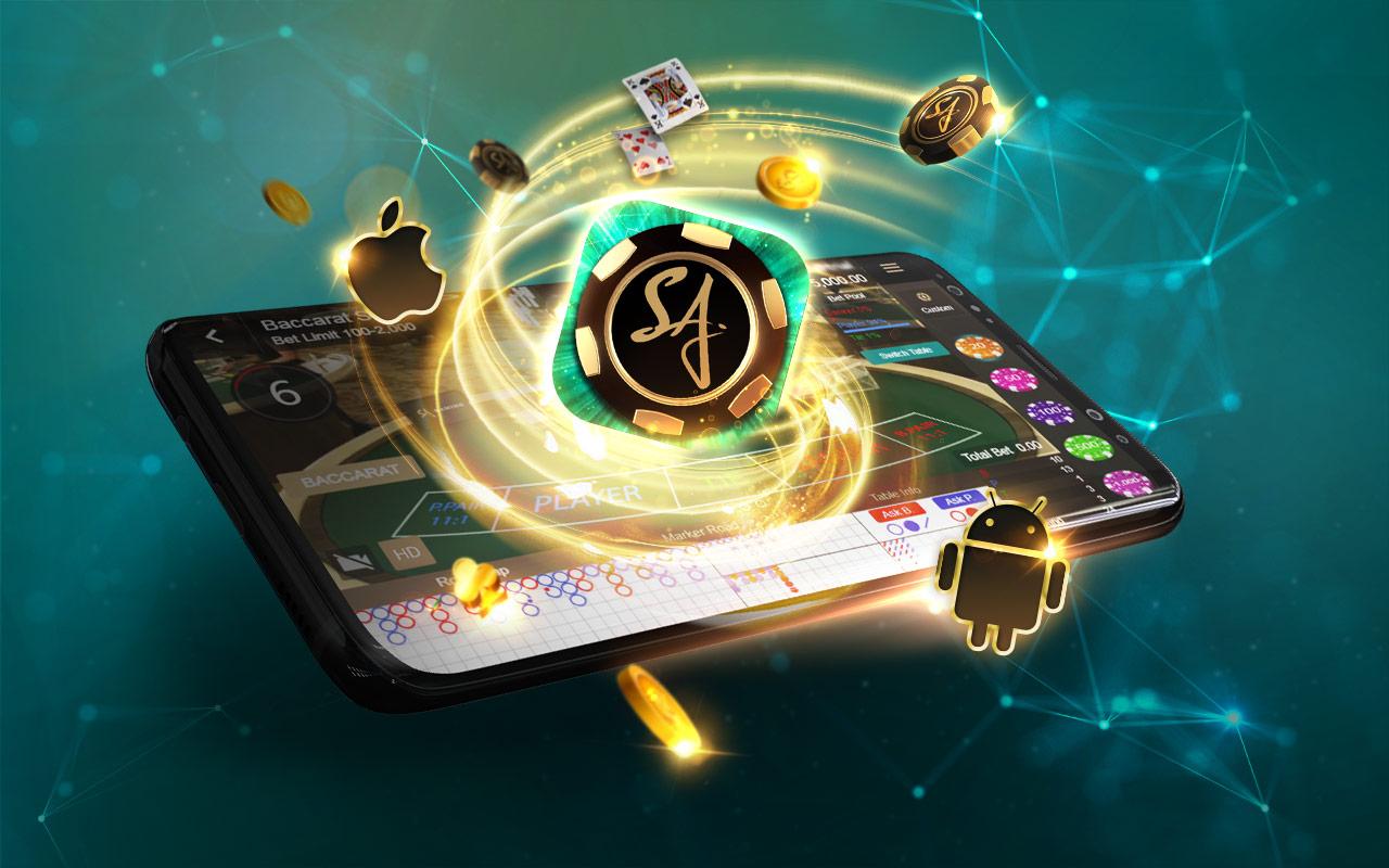 ข้อมูลเกี่ยวกับการเล่นสล็อตออนไลน์ SA Gaming มือถือฟรี
